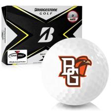 Bridgestone Tour B X Bowling Green Falcons Golf Balls