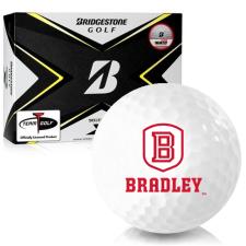 Bridgestone Tour B X Bradley Braves Golf Balls