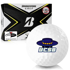 Bridgestone Tour B X Cal Santa Barbara Gauchos Golf Balls