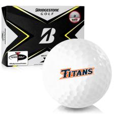 Bridgestone Tour B X Cal State Fullerton Titans Golf Balls