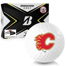 Bridgestone Tour B X Calgary Flames Golf Balls