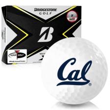 Bridgestone Tour B X California Golden Bears Golf Balls
