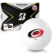 Bridgestone Tour B X Carolina Hurricanes Golf Balls