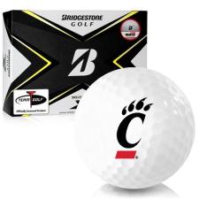 Bridgestone Tour B X Cincinnati Bearcats Golf Balls