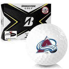 Bridgestone Tour B X Colorado Avalanche Golf Balls