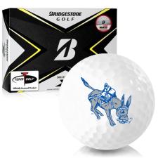 Bridgestone Tour B X Colorado School of Mines Orediggers Golf Balls