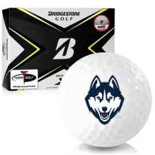 Bridgestone Tour B X UConn Huskies Golf Balls