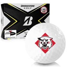 Bridgestone Tour B X Davidson Wildcats Golf Balls