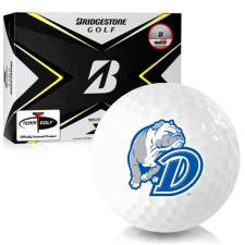 Bridgestone Tour B X Drake Bulldogs Golf Balls