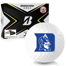 Bridgestone Tour B X Duke Blue Devils Golf Balls
