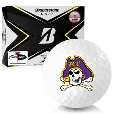 Bridgestone Tour B X East Carolina Pirates Golf Balls