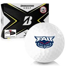 Bridgestone Tour B X Florida Atlantic Owls Golf Balls