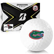 Bridgestone Tour B X Florida Gators Golf Balls