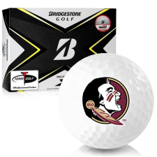 Bridgestone Tour B X Florida State Seminoles Golf Balls