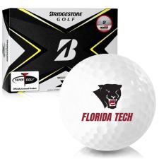 Bridgestone Tour B X Florida Tech Panthers Golf Balls