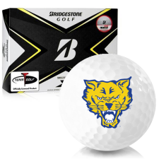 Bridgestone Tour B X Fort Valley State Wildcats Golf Balls