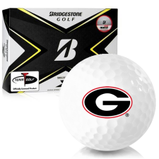 Bridgestone Tour B X Georgia Bulldogs Golf Balls