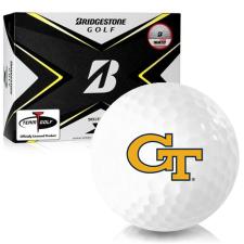 Bridgestone Tour B X Georgia Tech Golf Balls