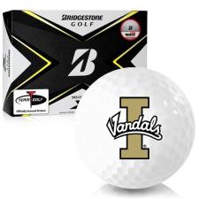 Bridgestone Tour B X Idaho Vandals Golf Balls