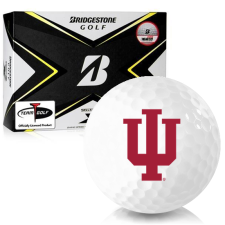 Bridgestone Tour B X Indiana Hoosiers Golf Balls