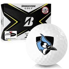 Bridgestone Tour B X Johns Hopkins Blue Jays Golf Balls