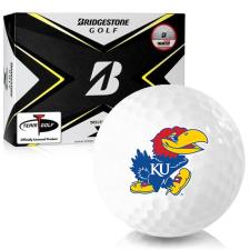 Bridgestone Tour B X Kansas Jayhawks Golf Balls