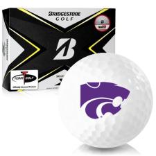 Bridgestone Tour B X Kansas State Wildcats Golf Balls