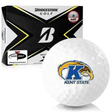 Bridgestone Tour B X Kent State Golden Flashes Golf Balls