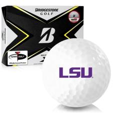 Bridgestone Tour B X LSU Tigers Golf Balls