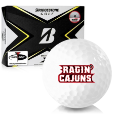 Bridgestone Tour B X Louisiana Ragin' Cajuns Golf Balls