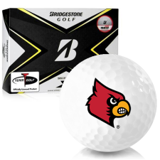 Bridgestone Tour B X Louisville Cardinals Golf Balls