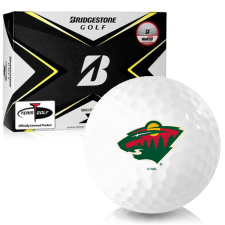 Bridgestone Tour B X Minnesota Wild Golf Balls