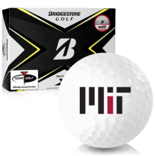 Bridgestone Tour B X MIT - Massachusetts Institute of Technology Golf Balls