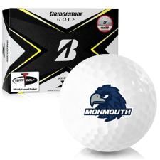Bridgestone Tour B X Monmouth Hawks Golf Balls