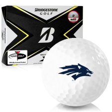 Bridgestone Tour B X Nevada Wolfpack Golf Balls