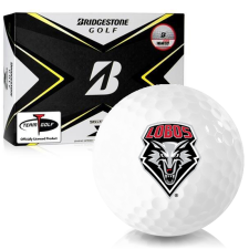 Bridgestone Tour B X New Mexico Lobos Golf Balls