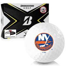 Bridgestone Tour B X New York Islanders Golf Balls