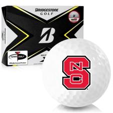 Bridgestone Tour B X North Carolina State Wolfpack Golf Balls