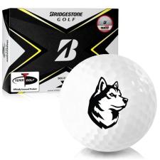 Bridgestone Tour B X Northeastern Huskies Golf Balls
