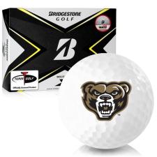Bridgestone Tour B X Oakland Golden Grizzlies Golf Balls