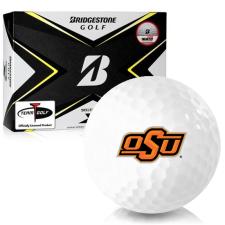 Bridgestone Tour B X Oklahoma State Cowboys Golf Balls
