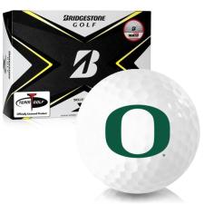 Bridgestone Tour B X Oregon Ducks Golf Balls