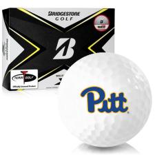 Bridgestone Tour B X Pittsburgh Panthers Golf Balls