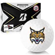Bridgestone Tour B X Quinnipiac Bobcats Golf Balls