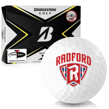 Bridgestone Tour B X Radford Highlanders Golf Balls