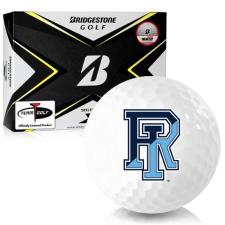 Bridgestone Tour B X Rhode Island Rams Golf Balls