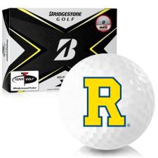 Bridgestone Tour B X Rochester Yellowjackets Golf Balls