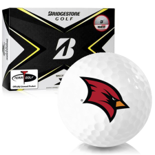 Bridgestone Tour B X Saginaw Valley State Cardinals Golf Balls