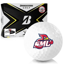 Bridgestone Tour B X Saint Mary's of Minnesota Cardinals Golf Balls