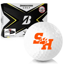 Bridgestone Tour B X Sam Houston State Bearkats Golf Balls